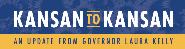 Kansan to Kansan: An Update from Governor Laura Kelly – September 18, 2020